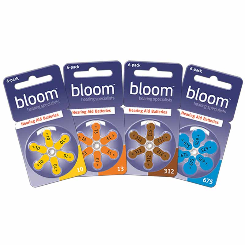 Bloom Batteries