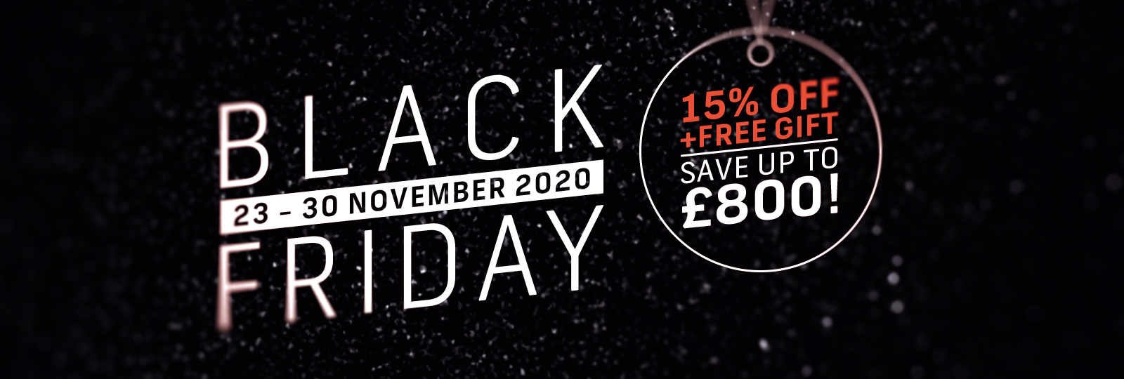 Black Friday 2020 at bloom hearing specialists